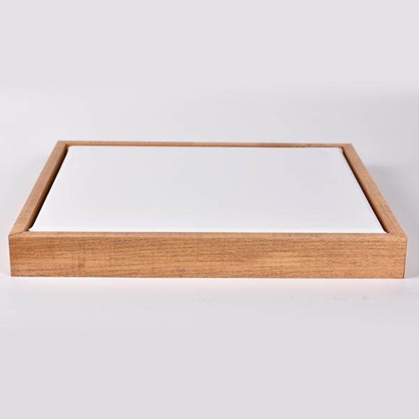 Natural Floater Frame - PrintDropper